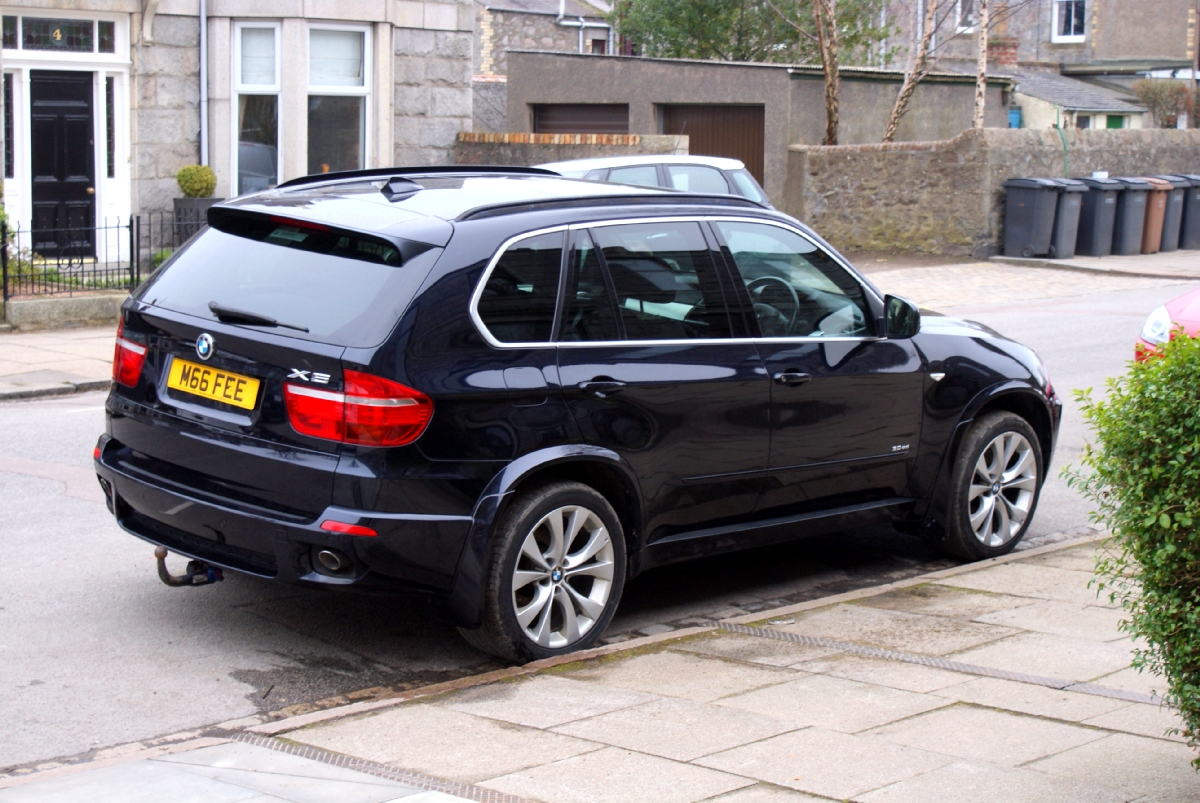 Bmw X5 E70 35d Xdrive M Sport Gt R Register Nissan