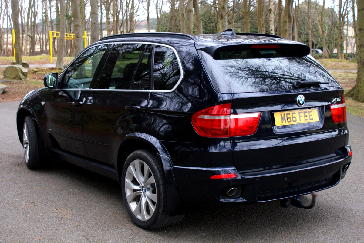 Advert on ph used 2008 bmw x5 sd m sport for sale in aberdeen city pistonheads